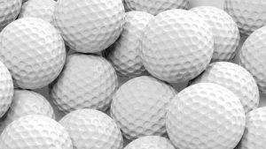 white-golf-balls